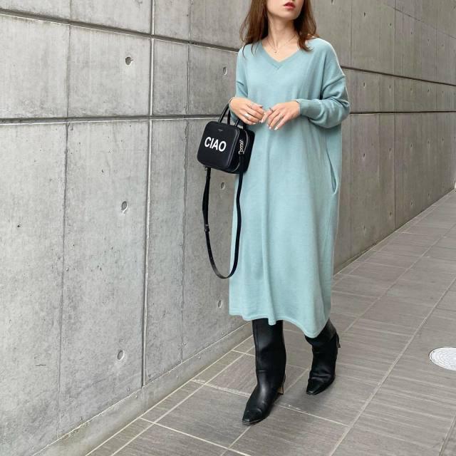 そういう服が似合う人が好みなんだ♡季節感を取り入れた冬~春の「モテコーデ」4選