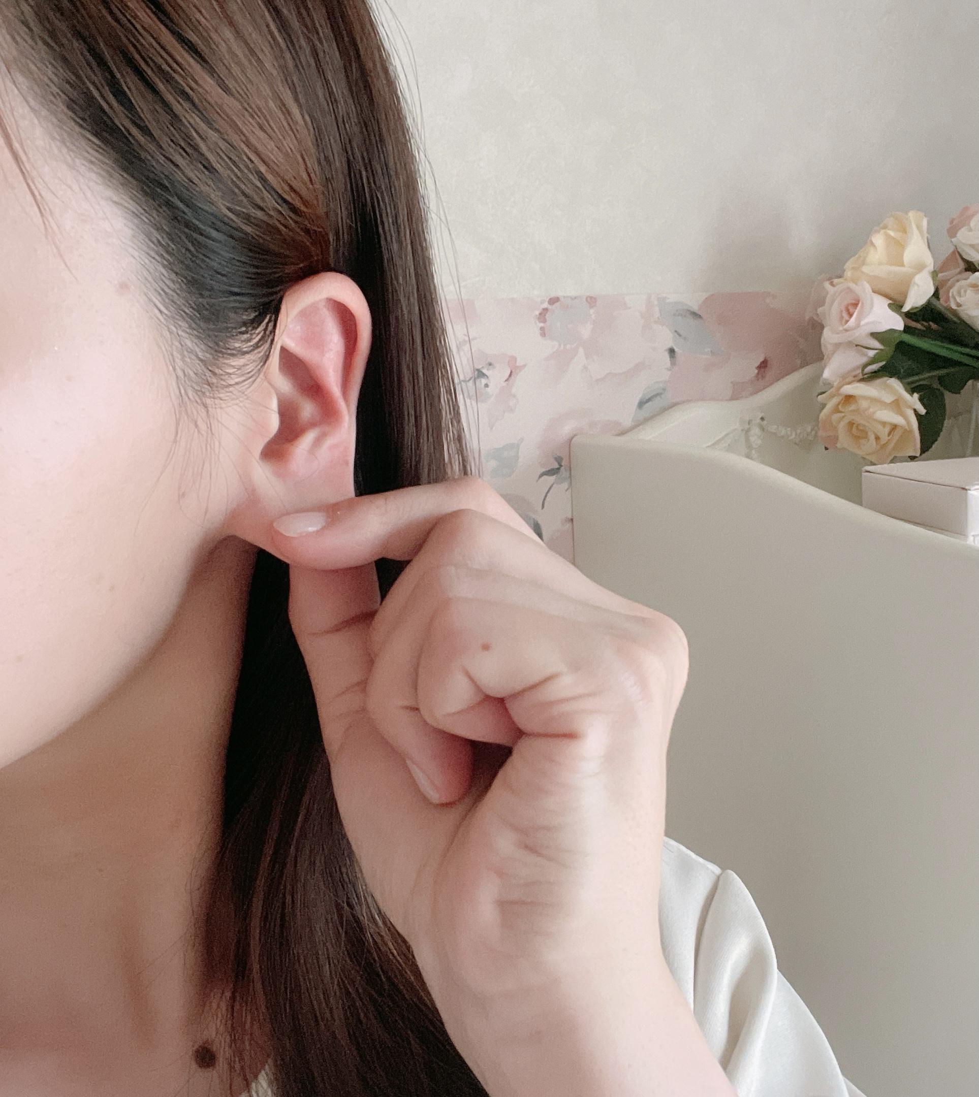 【3分でできる耳ツボダイエット】空いた時間に簡単すぎる痩せ習慣を…!